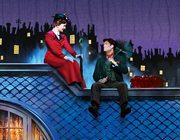 Mary Poppins at Fox Theatre In Atlanta