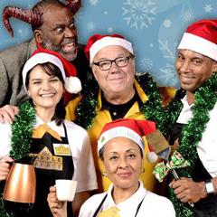 Waffle Palace Christmas