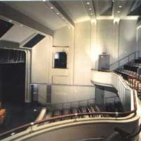 Hosch Theatre at Brenau University